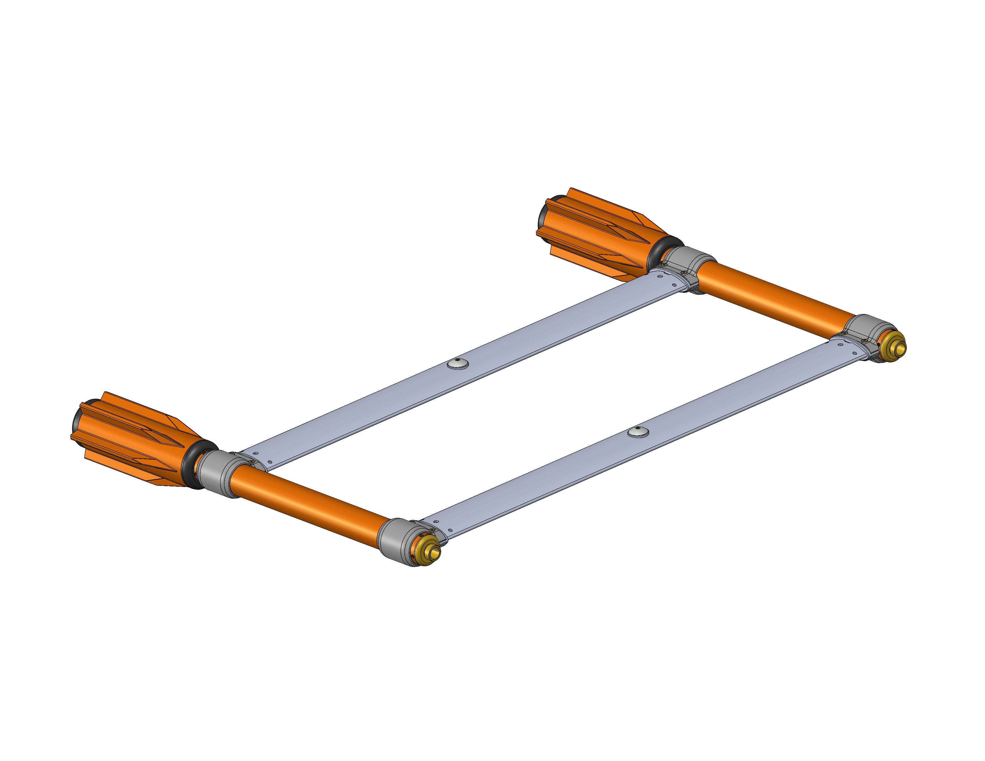 SeaSPY2 Horizontal Transverse Gradiometer v.2
